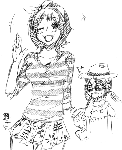 錬子でーす☆