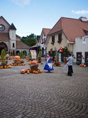 ハイジの村 ハロウィン祭り