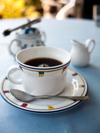 悠山房 コーヒー