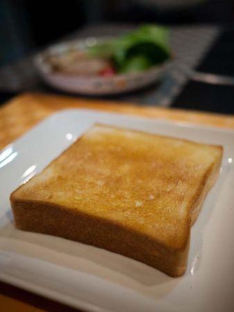 パン・ブティツク すぅたん トースト
