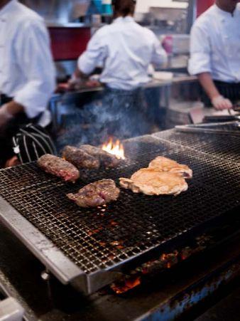 ブロンコビリー 静岡SBS通り店 炭焼きがんこハンバーグ