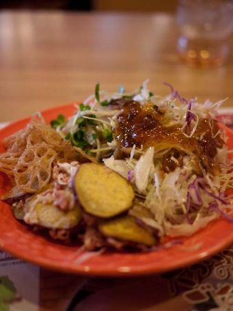 ブロンコビリー 静岡SBS通り店 サラダ