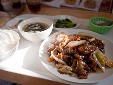 中華食堂 喜満家 ランチ