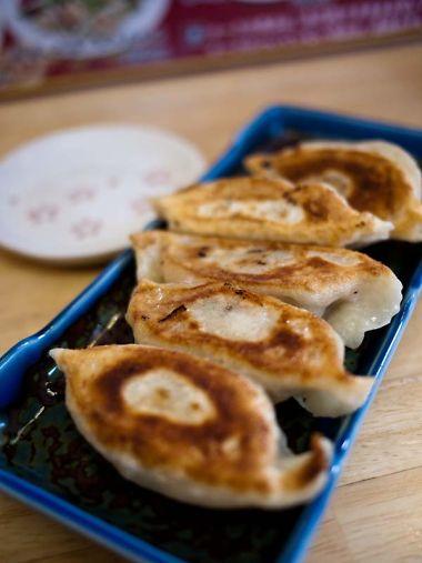 中華食堂 喜満家 焼餃子