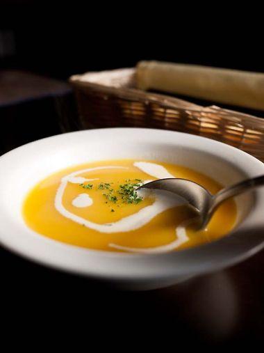 ラ・ボエーム ランチ スープ