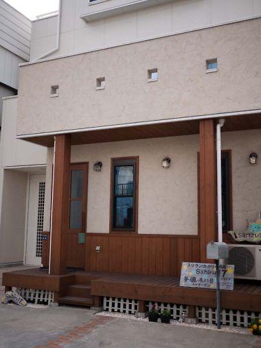 Sahiru17(サヒルイチナナ)店の外観