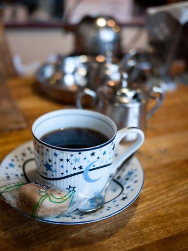 珈琲夢 コーヒー