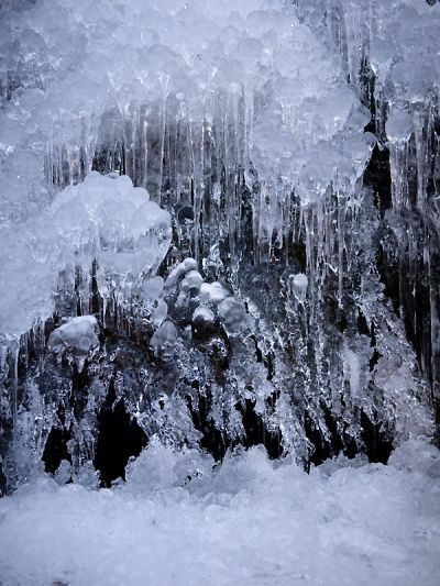 タイラ沢の大滝 2012_08