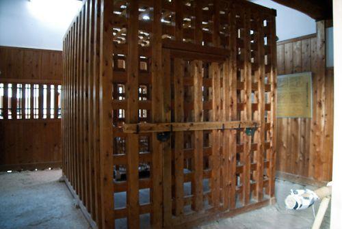 気賀の関所 牢屋