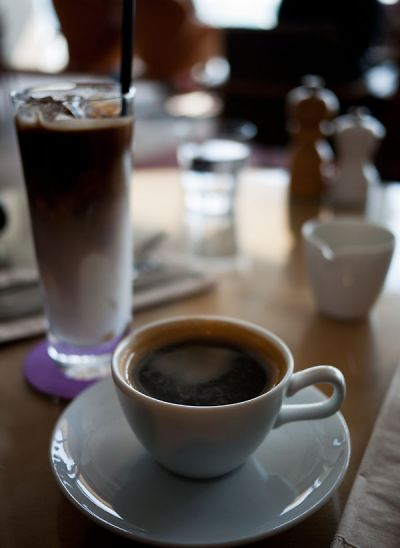 Bills コーヒー