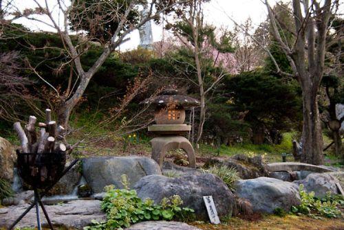 櫓an庭園