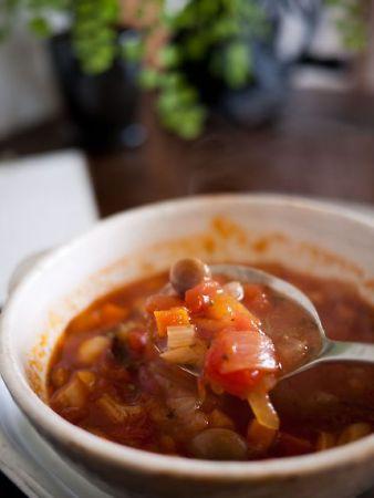 ステーショナリーカフェ konohi スープ