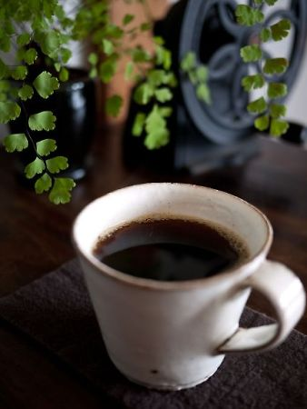 ステーショナリーカフェ konohi コーヒー