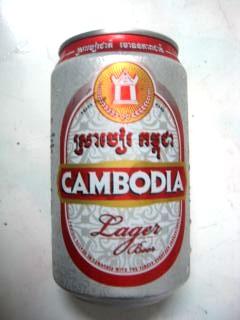 カンボジアビール4_