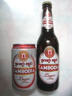 カンボジアビール2_
