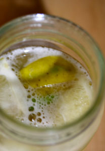 レモン酵母液