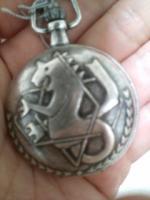 銀時計・・