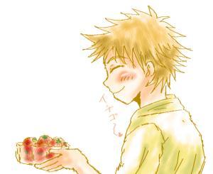 イチゴが食べたいw