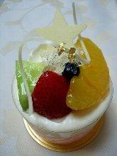 13年七夕ケーキ