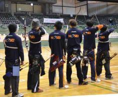 東京インドアアーチェリー大会1-1