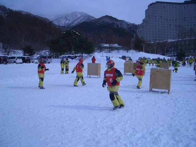 12.2.3雪合戦