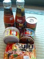 タイの調味料です。