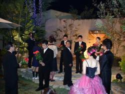 大森義基 清水しおり 結婚式