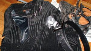 最近買ったファッションアイテム