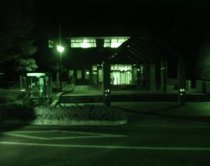 韮崎市市民会館だったかな?