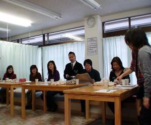 デイサービス「よつ葉」福祉を学ぶ会