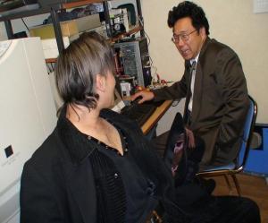 深沢充 新田勇介