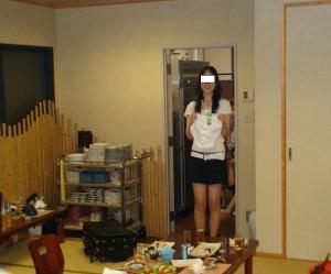 おや? 可憐な少女(同級生(^_^;))が手に持つものは…?