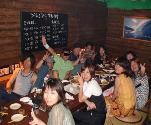 富士五湖支部の集い