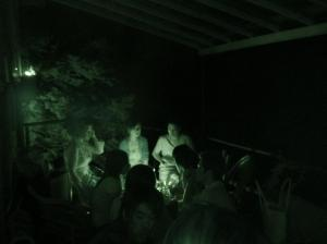 ヤマナシミライ会 バー貸切バーベキュー