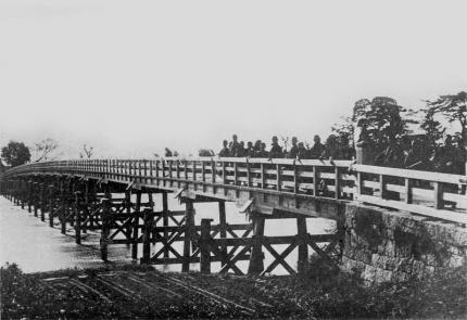 十三橋中津川