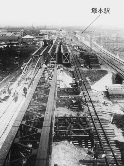 下淀川鉄橋