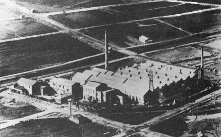 昭和6年大阪工場