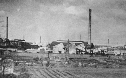 昭和20年大阪工場