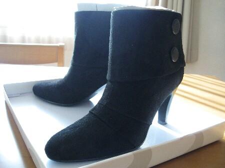 ユニティ靴