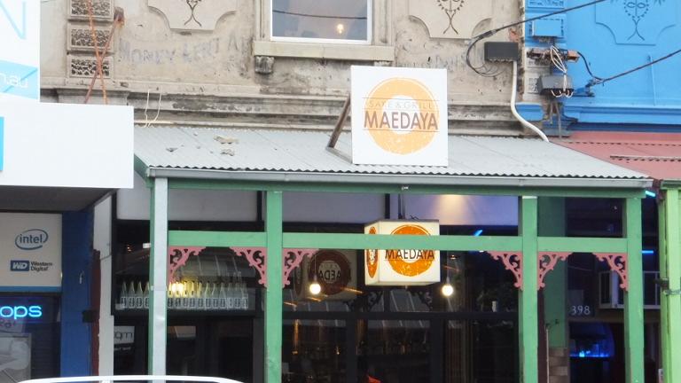 MAEDAYA