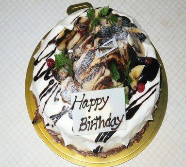 バースデーケーキ(かーちゃん)