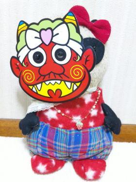 ばぶちゃん鬼2012