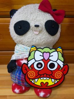 ばぶちゃんハチマキ鬼2012