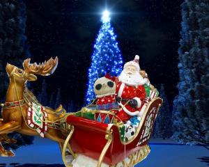 早いけどばぶちゃんクリスマス