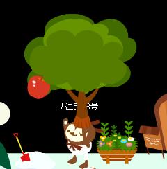 バニラぁ8号の木