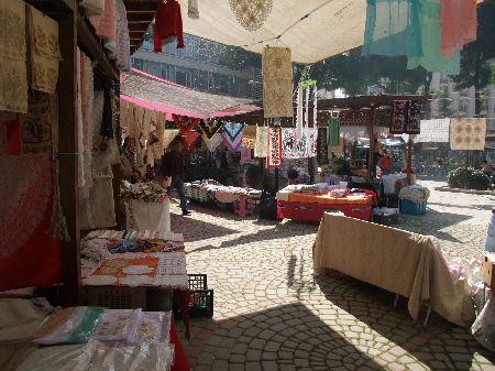 オデミシ市場