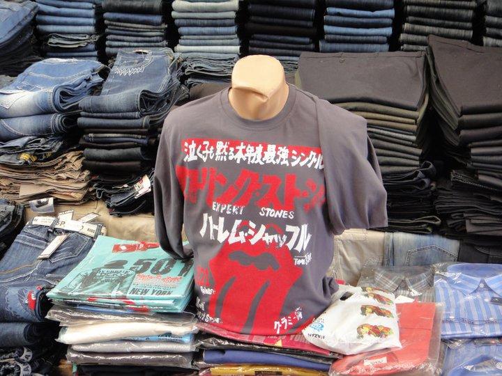 市のTシャツ