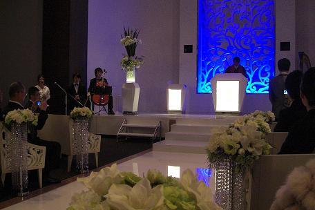 福谷剛君結婚式会場