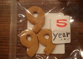 サンキュークッキー