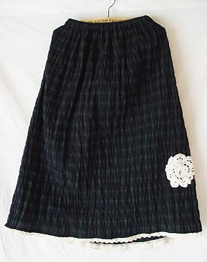 ブラックウォッチ スカート
